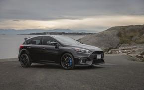 Picture Ford, Focus, Black