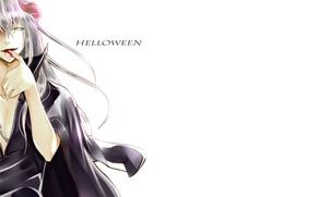 Picture anime, art, guy, Beelzebub, Himekawa Tatsuya, Visiteuse