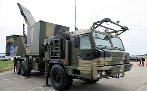 Picture Knight, SAM, machinery, Radar, S-350, BASES