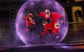 Wallpaper Comedy, Film, Pixar Animation Studios, EXCLUSIVE, Bob Odenkirk, Superheroes, Sequel, 2018, Two, Elastigirl, Movie, Animation, ...