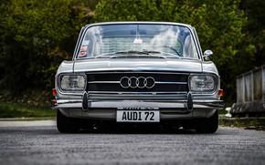Picture Audi, Auto, Retro, Machine, Lights, Old, F103, Audi F103, 1965 Audi 72, Audi 72