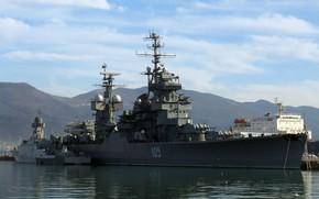 Picture cruiser, project 68-bis, Mikhail Kutuzov