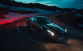Picture lights, Mercedes-Benz, AMG, GT C