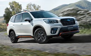 Picture Subaru, 2018, Forester, X-Break