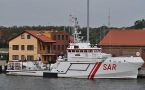 Picture ship, Poland, lifeguard