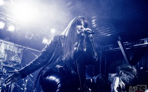 Picture Music, Concert, Singer, The Iron Maidens