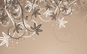 Picture background, vector, texture, abstract, background, floral
