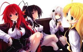 Picture demon, game, anime, asian, manga, japanese, oriental, asiatic, bishojo, light novel, oni, High School Dxd, …