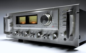 Picture technique, Stereo Amplifier, Rotel, RA 1312