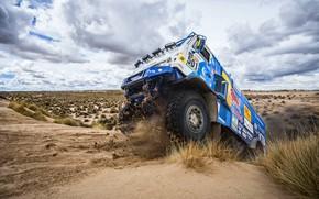 Picture Sand, Sport, Speed, Truck, Race, Master, Beauty, Russia, Beast, Kamaz, Rally, Dakar, Dakar, Rally, KAMAZ, …