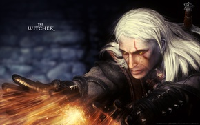 Picture Signs, The Witcher, The Witcher, Igny