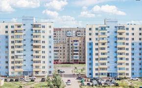 Picture coal, Kazakhstan, Capital, Karaganda