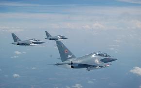 Wallpaper Combat training, the plane, Yak-130, The Yak-130, flight