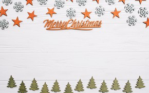 Picture winter, holiday, new year, Christmas, with, winter, background, stars, Merry Christmas, decor, decoration, xmas