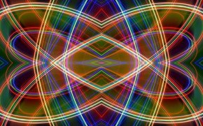 Picture abstract, the Wallpapers, symmetry