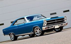 Picture Ford, Coupe, 1967, Fairlane 500