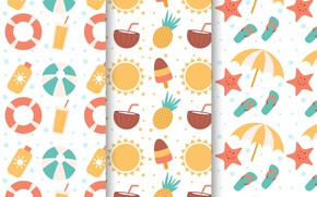 Picture background, texture, summer, patterns