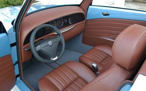 Picture Volvo, the wheel, seat, salon, Caresto
