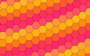 Picture cell, colorful, design, cell, material