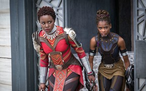 Picture cinema, sword, armor, woman, movie, ken, blade, film, Black Panther