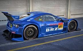 Picture Subaru, BRZ, GT300, dangeruss, sport compact RWD sports car, Sports coupe