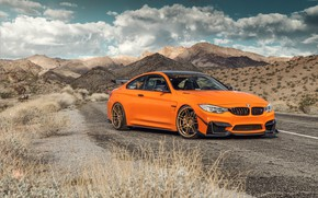Picture landscape, car, BMW M4