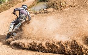 Wallpaper race, sport, motorcycle
