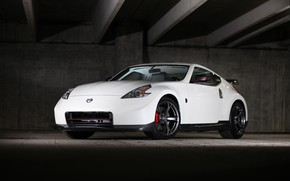 Picture Wheel, The door, Nissan, Car, Drives, Tuning, 370Z, Nismo, Icon