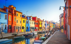 Picture city, the city, street, boats, Italy, Venice, channel, Italy, panorama, Europe, view, Venice, cityscape, travel, …