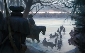 Picture The game, Ubisoft, Game, Assassin's Creed III, Assassin's Creed 3