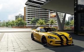 Picture Dodge Viper, SRT10, Forza Horizon 3
