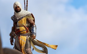 Picture Ubisoft Montreal, Action-adventure, Assassin's Creed Origins