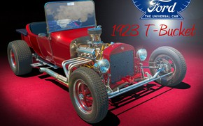 Picture Ford, T-Bucket, 1923, Classic Cars