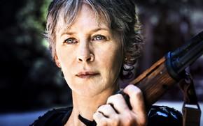 Picture The Walking Dead, Carol, Season 8