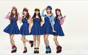 Picture music, Girls, Crayon Pop, musical group