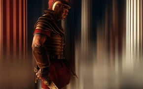 Picture warrior, Rome, Son of Rome, Ryse