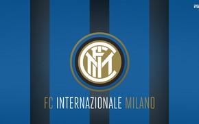 Picture wallpaper, sport, logo, Inter, football, Italia, Serie A