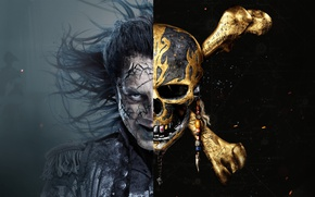 Picture The film, Movie, Pirates Of The Caribbean:, Pirates Of The Caribbean: Dead Men Tell No …