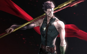 Picture anime, art, Fate Stay Night, Lancer, Fate/ZeRo, Fate stay night, Fate ZeRo