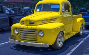 Picture 1950, FORD