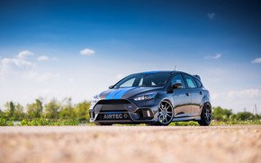 Picture Ford, Focus, Blue, 2017, airtec