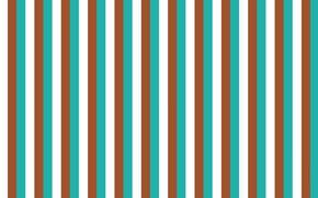 Wallpaper brown, line, strip, white, blue, background, texture