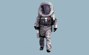 Picture The suit, Astronaut, Costume