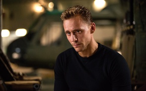 Picture Tom Hiddleston, Tom Hiddleston, Brie Larson, Kong: Skull Island, Kong: skull Island