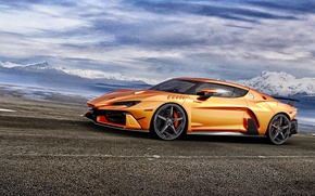 Wallpaper supercar, Italdesign, Italdesign, Serono, Zerouno