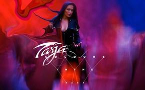 Picture Tarja Turunen, colours in the dark, Tarja