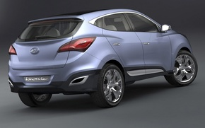Picture Hyundai, crossover, onic