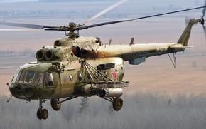 Wallpaper Videoconferencing Russia, OKB M. L. Mil, Russian multi-purpose helicopter, Mi-8MTV-2, upgraded Mi-8MTV, Has a military ...