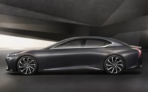 Picture car, Lexus, LF-FC, Lexus LF-FC
