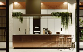 Picture design, interior, kitchen, the room, Time of Solace